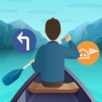 Canua - outdoor app für Kanu, Kayak, SUP